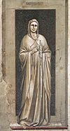 Giotto di Bondone - No. 42 The Seven Virtues - Temperance - WGA09269.jpg