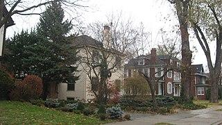Glendale Park Historic District