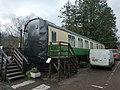 Glenfinnan railway station, hotel in a train.jpg