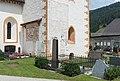 Gloednitz Pfarrkirche hl Margareta Fresko mit Niclas Stichhaller-Grab 24072015 6218.jpg