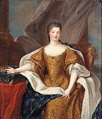 Gobert, attributed - Marie Anne de Bourbon, Princess of Condé - Versailles, MV3758.jpg