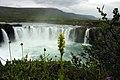 Godafoss Waterfall - panoramio.jpg