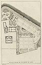 Goetghebuer - 1827 - Choix des monuments - 107 Plan Palais Université Liege.jpg