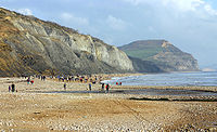 Golden Cap from Charmouth beach.jpg