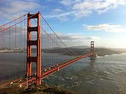 Golden Gate Bridge Clear