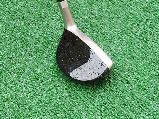 Hybrid (golf) Type of golf club