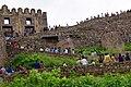 Golkonda fort crowded.jpg