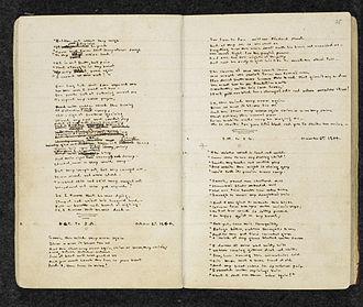 Emily Brontë - Emily's Gondal poems