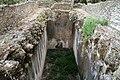 Gondar, cittadella, cisterna 02.jpg