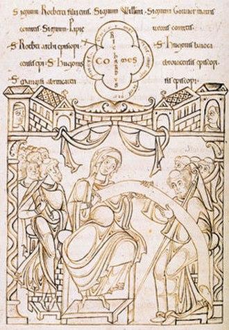 Duchess of Normandy - Image: Gonnor de crepon