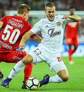 Goran Čaušić Serbian footballer