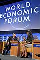 Gordon Brown, Queen Rania - World Economic Forum Annual Meeting Davos 2008.jpg