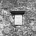 Gorenje pri Divači, križ iz leta 1733 1969.jpg