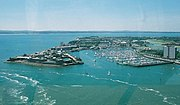 Gosport - Fort Blockhouse and the marina - geograph.org.uk - 644531