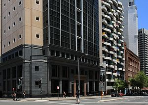 Goulburn Street - Family Court of Australia