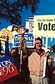 Governor Lawton Chiles at the Get out the vote rally in front of the old capitol.jpg