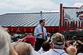 Governor of Wisconsin Scott Walker at Joey's Diner in Amherst New Hampshire on July 16th 2015 by Michael Vadon 03.jpg