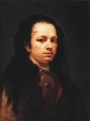 Autoportret (Goya, 1773)