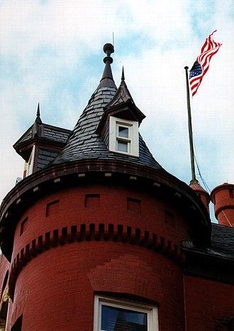 Lamoni, Iowa - Graceland Administration Building