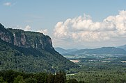 Grafenstein Gumisch Sattnitz-Rücken Steilabfall zur Drau 09052018 5840.jpg