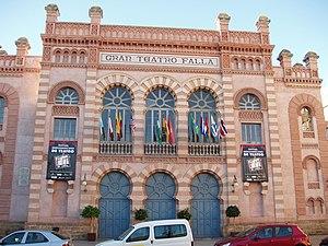 Neo-Mudéjar - Image: Gran Teatro Falla
