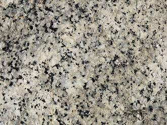 Felsic - Close-up of granite from Yosemite National Park.
