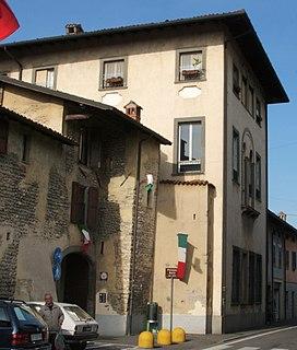 Grassobbio Comune in Lombardy, Italy