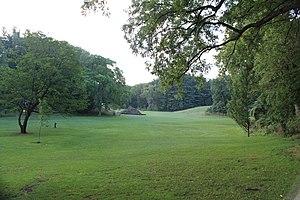 Shakespeare in the Arb - Image: Grassy Area Nichols Arboretum Ann Arbor Michigan