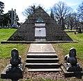 Grave of Eugene C Lewis.jpg