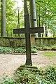 Gravenhorst Alter Evangelischer Friedhof Grabkreuze 02.JPG