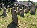 Gravestones, Kingsteignton - geograph.org.uk - 1369778.jpg