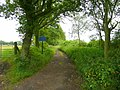 Green lane to Aspley Heath - geograph.org.uk - 870578.jpg