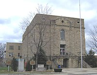 Greenup County, Kentucky courthouse