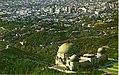 Griffith Observatory and Planetarium, air photo by Joseph Jasgur (NBY 414807).jpg