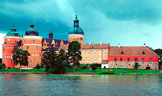 Hakon Ahlberg - Gripsholm Castle, Mariefred