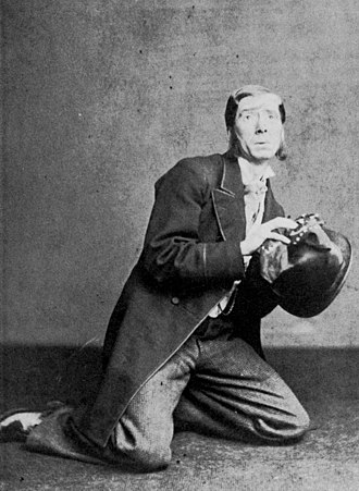 George Grossmith - Grossmith as Wells in The Sorcerer, 1877