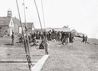Moose Factory - Moose Factory, circa 1910