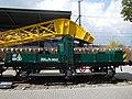 Grue à vapeur Craven Bros.- Wagon porte-flèche - Train World.jpg