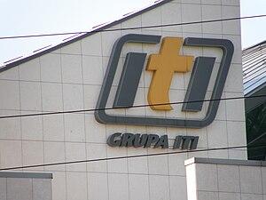 ITI Group - The ITI Group logo.