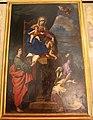 Guercino, madonna col bambino e santi, 1661, genova 01.JPG