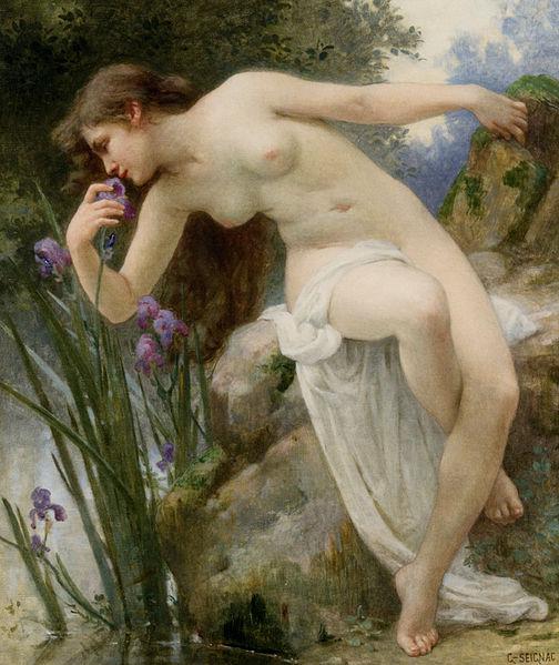 File:Guillaume Seignac - Fragrant Iris.jpg
