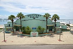 Florida Casinos Map.Gulfport Casino Wikipedia