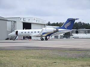 Royal Jet - Gulfstream Aerospace G300