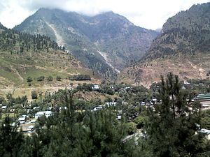 Ganderbal district - Gund village