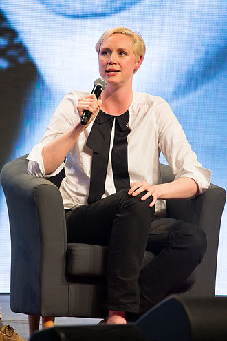 Gwendoline Christie - Christie speaks at the Calgary Expo in 2015