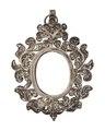 Hängsmycke av silver, 1800-tal - Hallwylska museet - 110595.tif