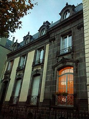 Hôtel Côte-Blatin - The Hôtel Côte-Blatin in 2013