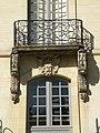 Hôtel de Blossac - balcon.JPG