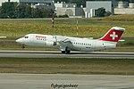 HB-IXP BAe Avro RJ100 RJ1H - SWR (29458075471).jpg