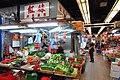 HK 上水 Sheung Shui 石湖墟市政大廈 Shek Wu Hui Municipal Services Building 上水街市 food Market interior June 2018 IX2 09.jpg